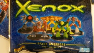 Xenox Space Warriors First Generation