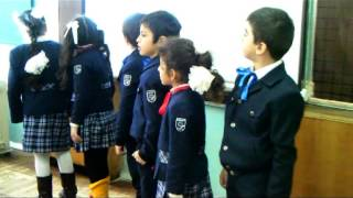 2 класс школа 251 Баку