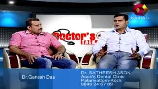 Dr Satheesh Asok talks about toothache, PT 1/3
