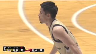 琉球ゴールデンキングスvs富山グラウジーズ|B.LEAGUE第26節 GAME2Highlights|03.10.2019 プロバスケ (Bリーグ)