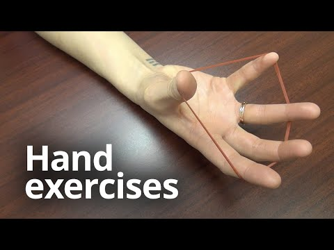 Hand Exercises For Strength And Mobility