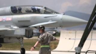Anatolian Eagle - Royal Air Force Typhoons exercise in Turkey