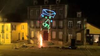 Village de Noël à Avallon (89)