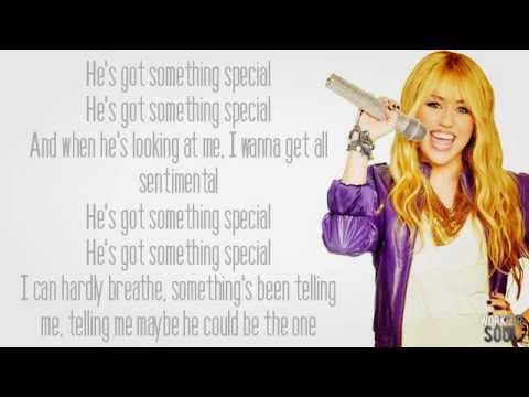 Hannah Montana - He could be the one KARAOKE INSTRUMENTAL