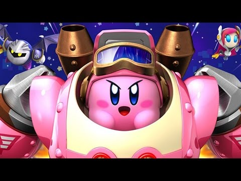 KIRBY PLANET ROBOBOT #01 - GAMEPLAY DO INÍCIO