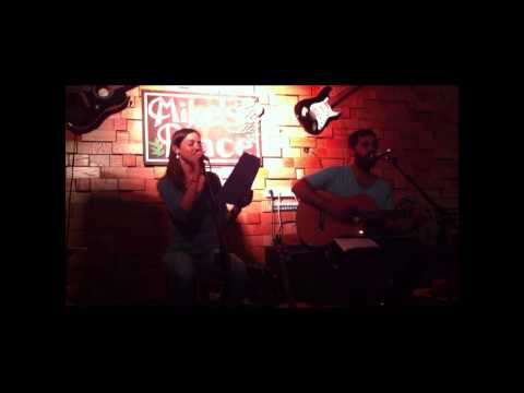 Yellow / cover version by Aviv Amgar and Shaked Giladi