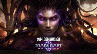 Starcraft 2 Heart of the Swarm Misión 4 Dominación Español