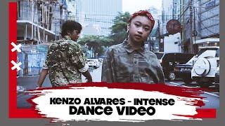 Zara leola X Quick1 | Kenzo Alvares - Intense (Dance Video)