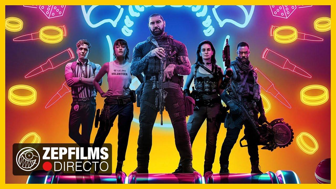 Army of the Dead, The Woman in the Window y más películas de la semana | ZEPFILMS Directo 2021 - #12
