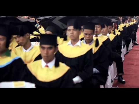Mars Bung Hatta, Bung Hatta Voice, Bung Hatta University, Padang, West Sumatra, 2015