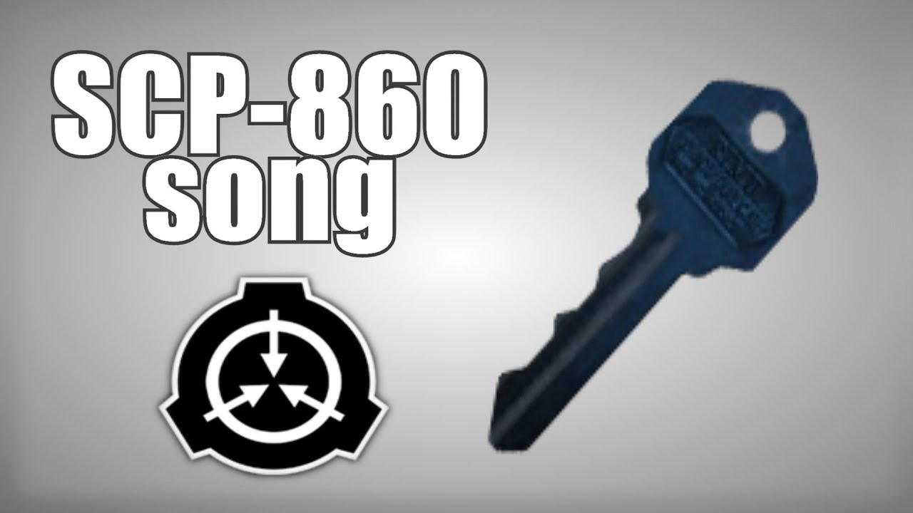 SCP-860 song - YouTube