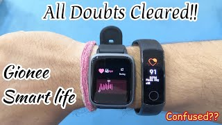 Gionee smart life confusion End All Doubts Cleared