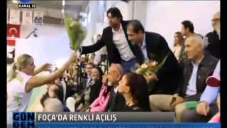 FOÇA'DA RENKLİ AÇILIŞ KANAL 35