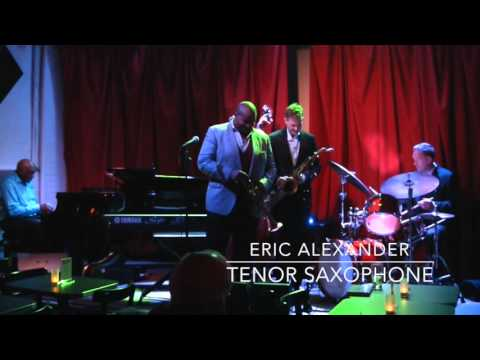 """The Pace Report: """"The Real Thing"""" The Eric Alexander Interview wsg Harold Mabern"""