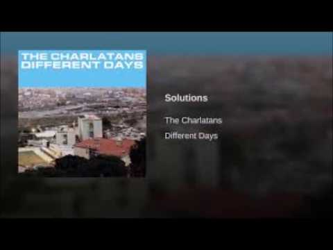 The Charlatans - Solutions (Lyric video)