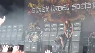 Black Label Society - Stillborn, live @ Download Festival 2014