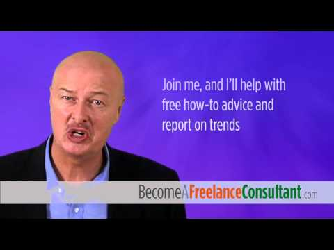 How to Become a Freelance Consultant