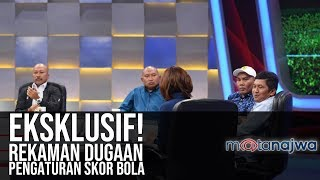 PSSI Bisa Apa: Eksklusif! Rekaman Dugaan Pengaturan Skor Bola (Part 2) | Mata Najwa