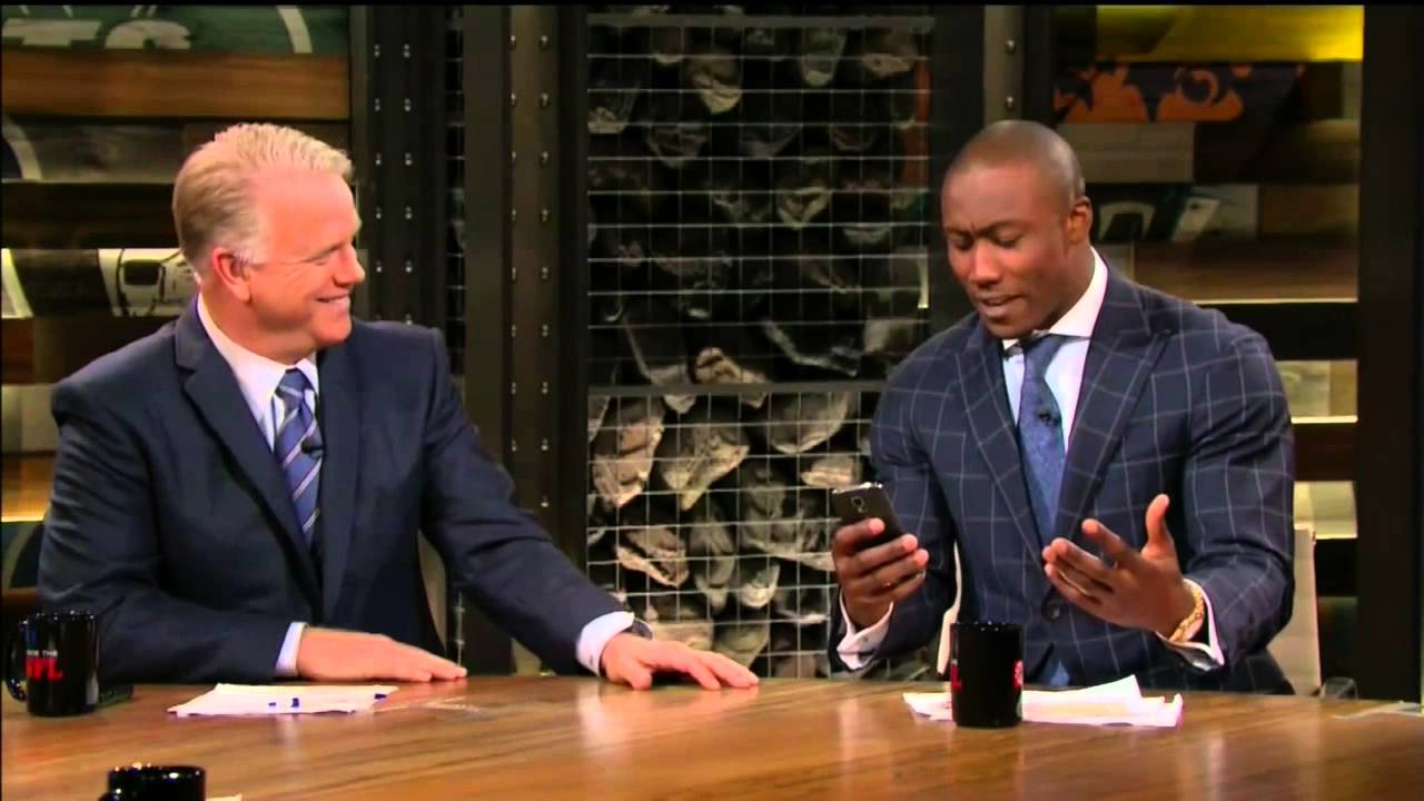 best authentic 21618 09233 Brandon Marshall on Going for It on 4th Down - Inside the NFL