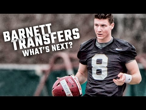 Alabama QB Blake Barnett transferring; what this means for the Tide