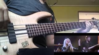 Planetshakers - Turn it up (Bass Cover)