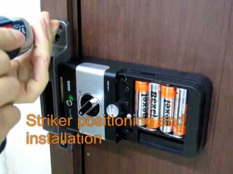 Yale Ydr 4110 Installation Guide Youtube