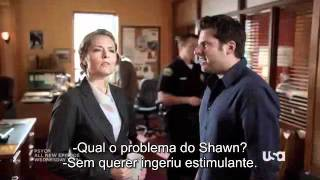 Psych Promo 6x05 - Dead Man's Curveball PT-BR