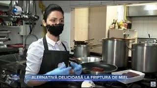 Stirile Kanal D (02.04.2021) - Alternativa delicioasa la friptura de miel!  | Editie de pranz