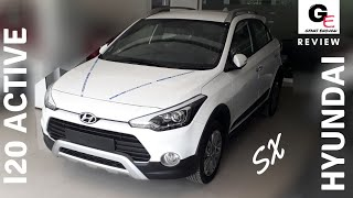 2018 Hyundai i20 Active SX  | most detailed review | price | interiors | features !!!