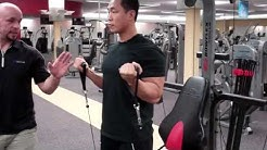 Proper Technique for Biceps Curl Workouts on a Bowflex Home Gym
