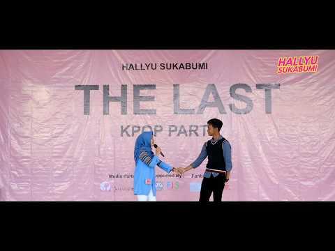 Jinho (PENTAGON), Rothy, A Little Bit More (Cover By LA) The Last Kpop Party Hallyu Sukabumi