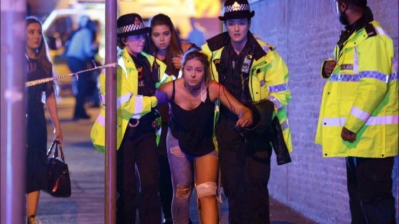 Atentado terrorista Ariana Grande en Manchester