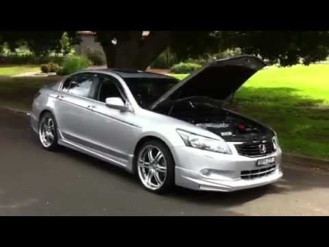 Accord Luxury Honda Factory Option Bodykit Edward Lee S