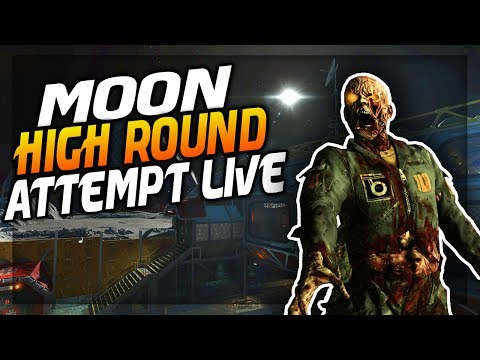 MOON REMASTERED HIGH ROUND ATTEMPT LIVE! (SUPER FAST STRATEGY!) (INTERACTIVE STREAMER)