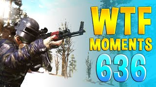 PUBG WTF Funny Daily Moments Highlights Ep 636