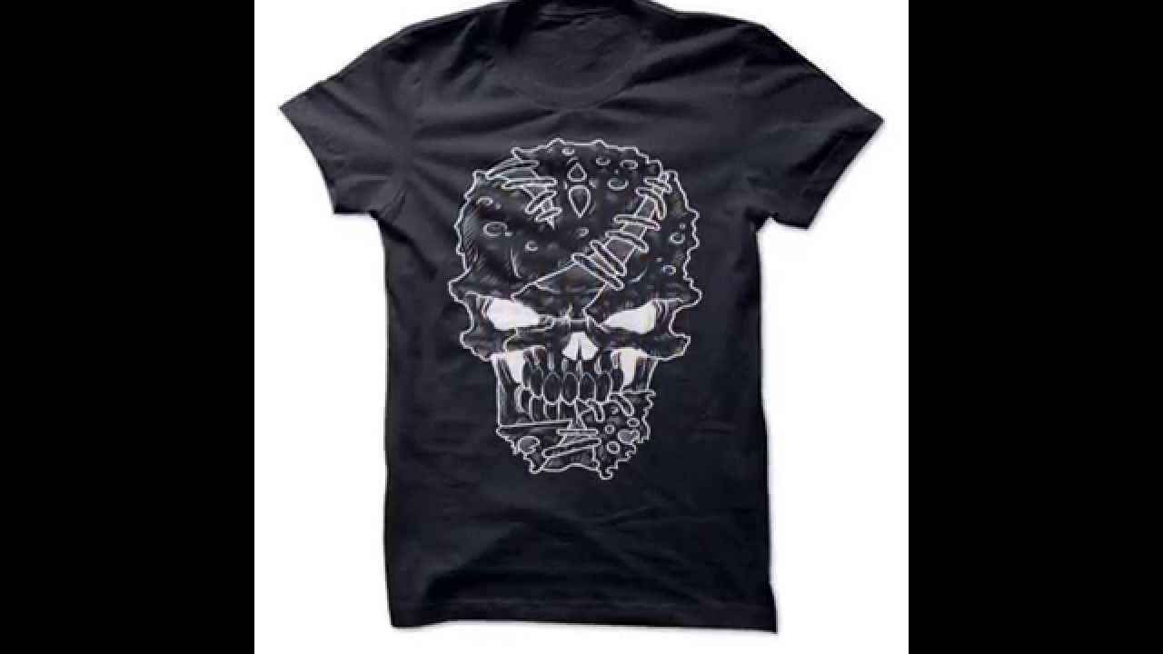 Top Cool Halloween T-shirt Designs You Can't Miss Out ...