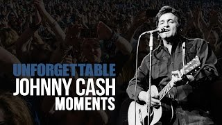 8 Unforgettable Johnny Cash Moments