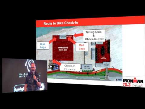 2016 IRONMAN 70.3 Dubai – Race Briefing