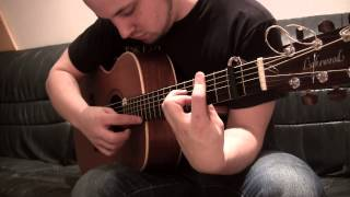 Pat Metheny - Letter from Home (Fingerstyle Cover by Berni Ritt)