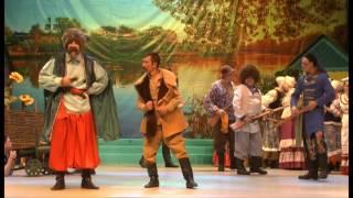 Спектакль Свадьба в Малиновке  в постановке ансамля Казачий Дон( г. Волгодонск)