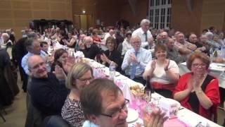 Grand succès pour le repas des aînés d'Avallon (89)