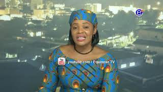 THE 6PM NEWS TUESDAY JANVUARY 8th 2019 - EQUINOXE TV