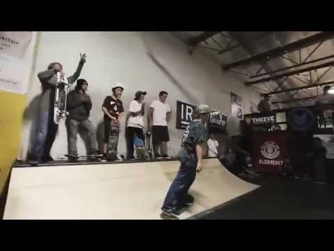 Aura Skatepark Lock-in
