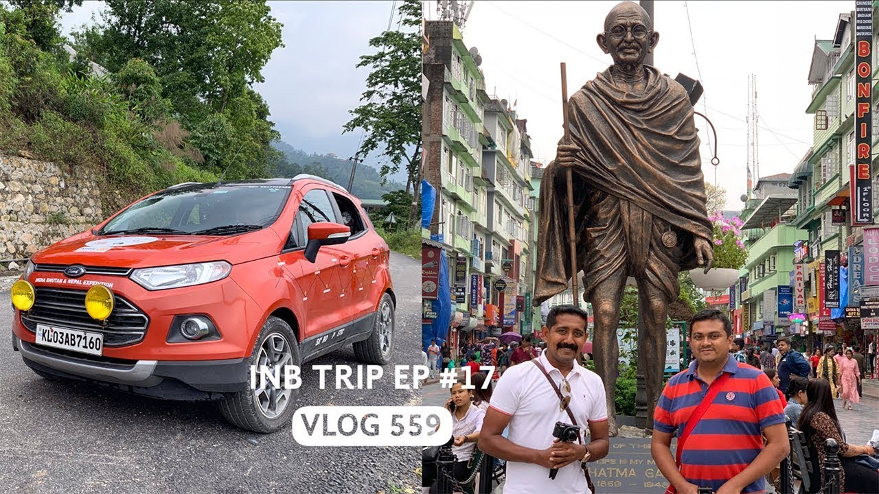 Sikkim Disappointed us !! INB Trip EP #17