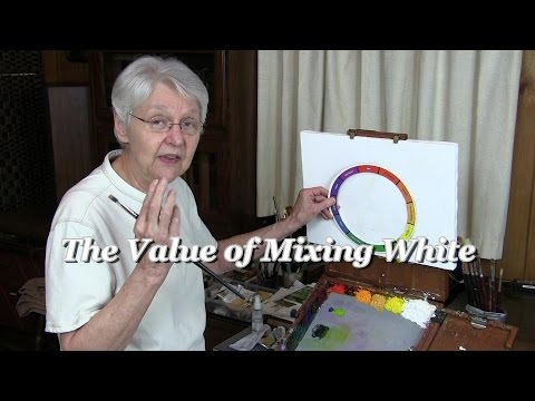 Quick Tip 111 - The Value of Mixing White
