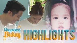 Magandang Buhay: Julia looks at Joshua's baby pictures