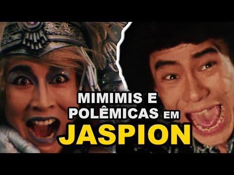 Mimimis e polêmicas em JASPION - ft. Andrei Bedene - TokuDoc