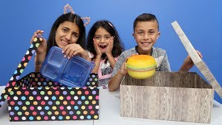 BACK TO SCHOOL SWITCH UP CHALLENGE!! Kids Fun Video