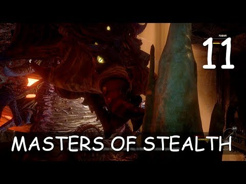 [11] Masters of Stealth (Let's Play Styx: Shards of Darkness w/ GaLm and FUBAR)