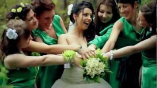Ирландская свадьба. Маша ♥ Денис. Green Irish Wedding